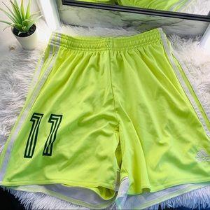ADDIDAS Climacool Soccer Shorts
